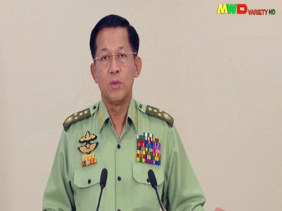 緬甸開始宵禁鎮壓 軍政府堅持戒嚴一年
