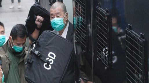 香港終審法院裁定黎智英還押!不能回家過年!