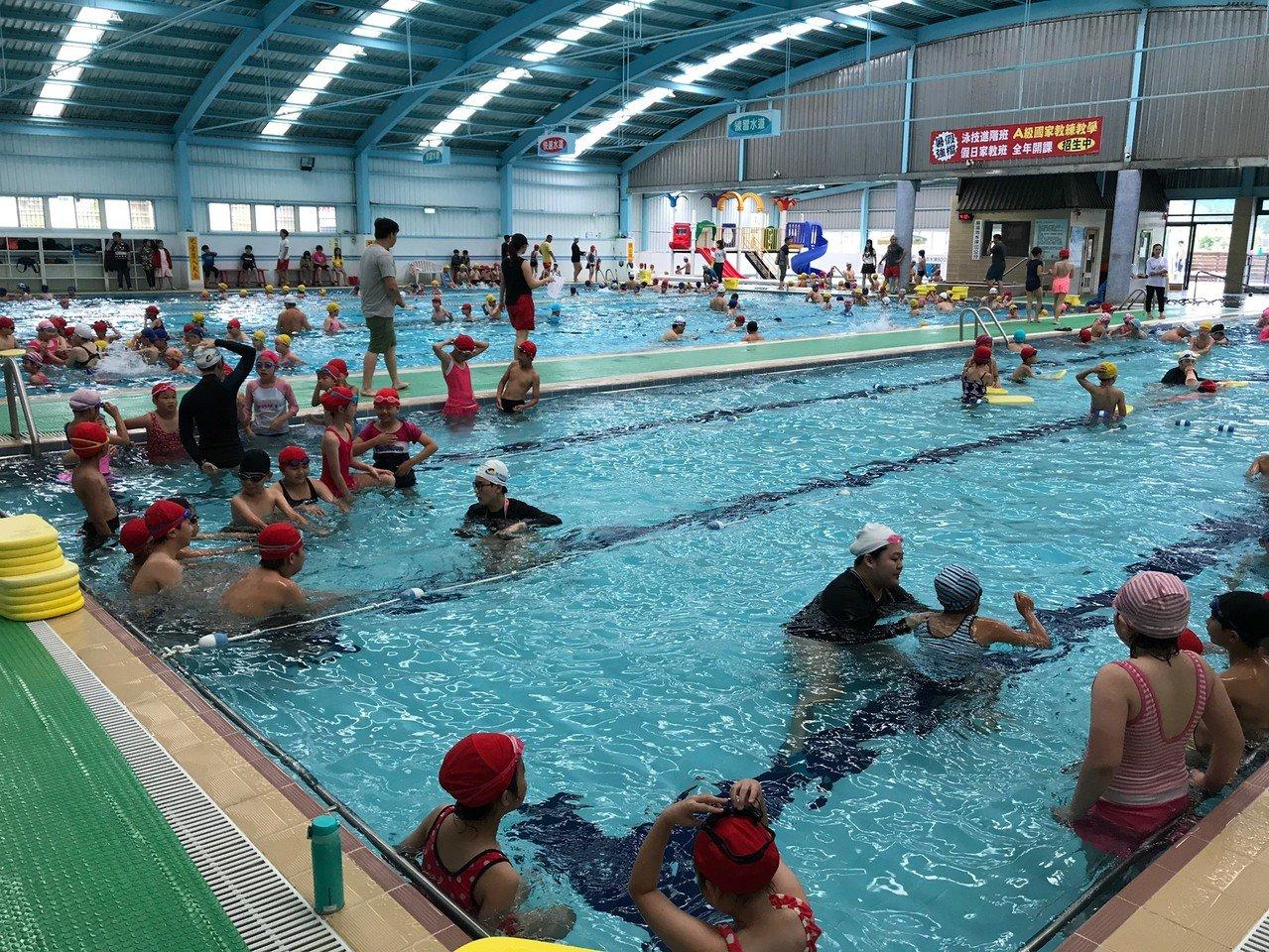 桃市稽查游泳池初驗不合格率34% 竟多與消費有關