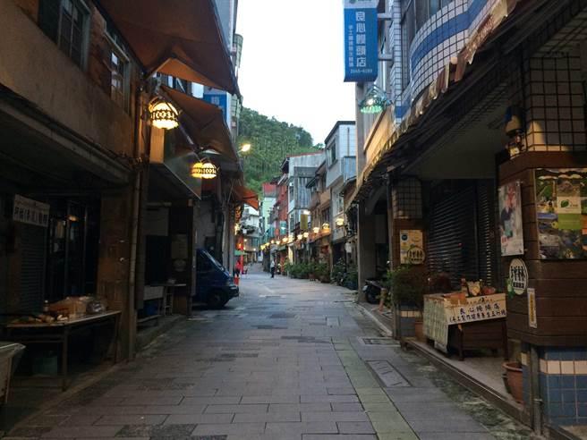 台湾最短最小的老街! 连民宿都没有