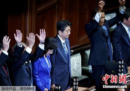 日本拟于11月1日举行首相指名选举 安倍或将连任