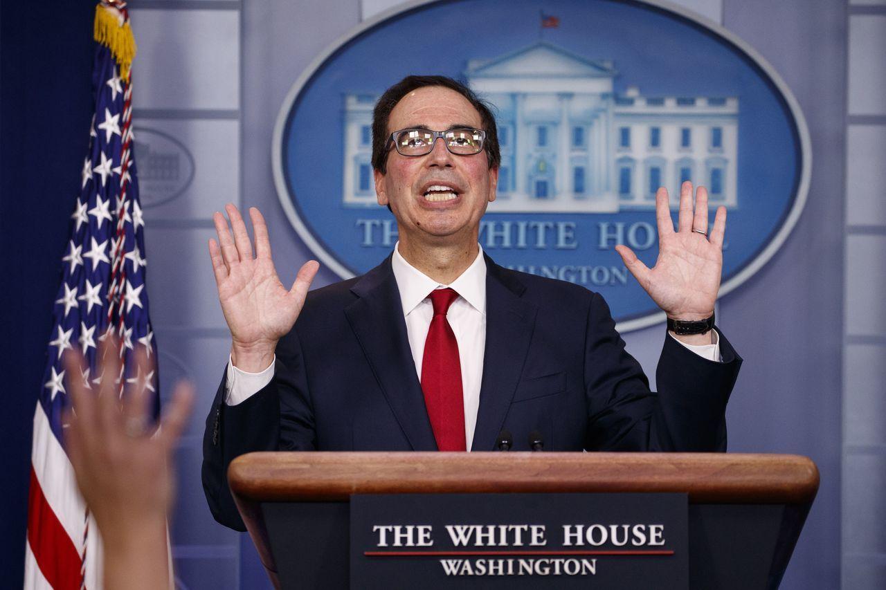美財長:本周通話若有成果 可能飛往北京繼續貿易談判