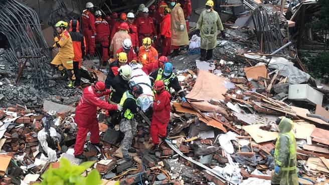 花莲地震死亡人数升至7人