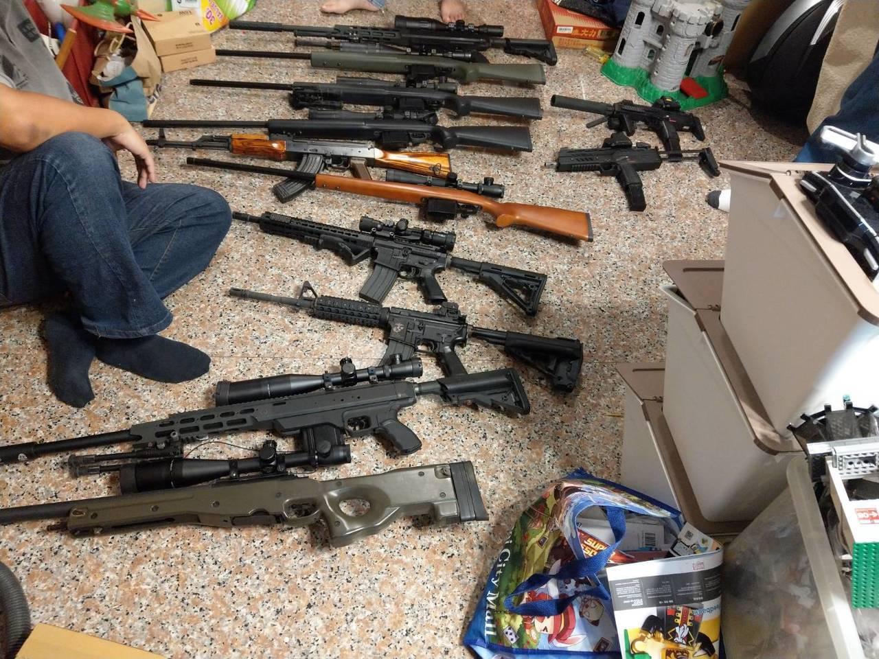 槍案頻傳! 警署大動作掃黑金逮逾150人
