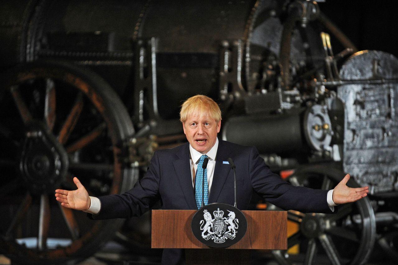 這下來真的了! 英國政府準備無協議脫歐