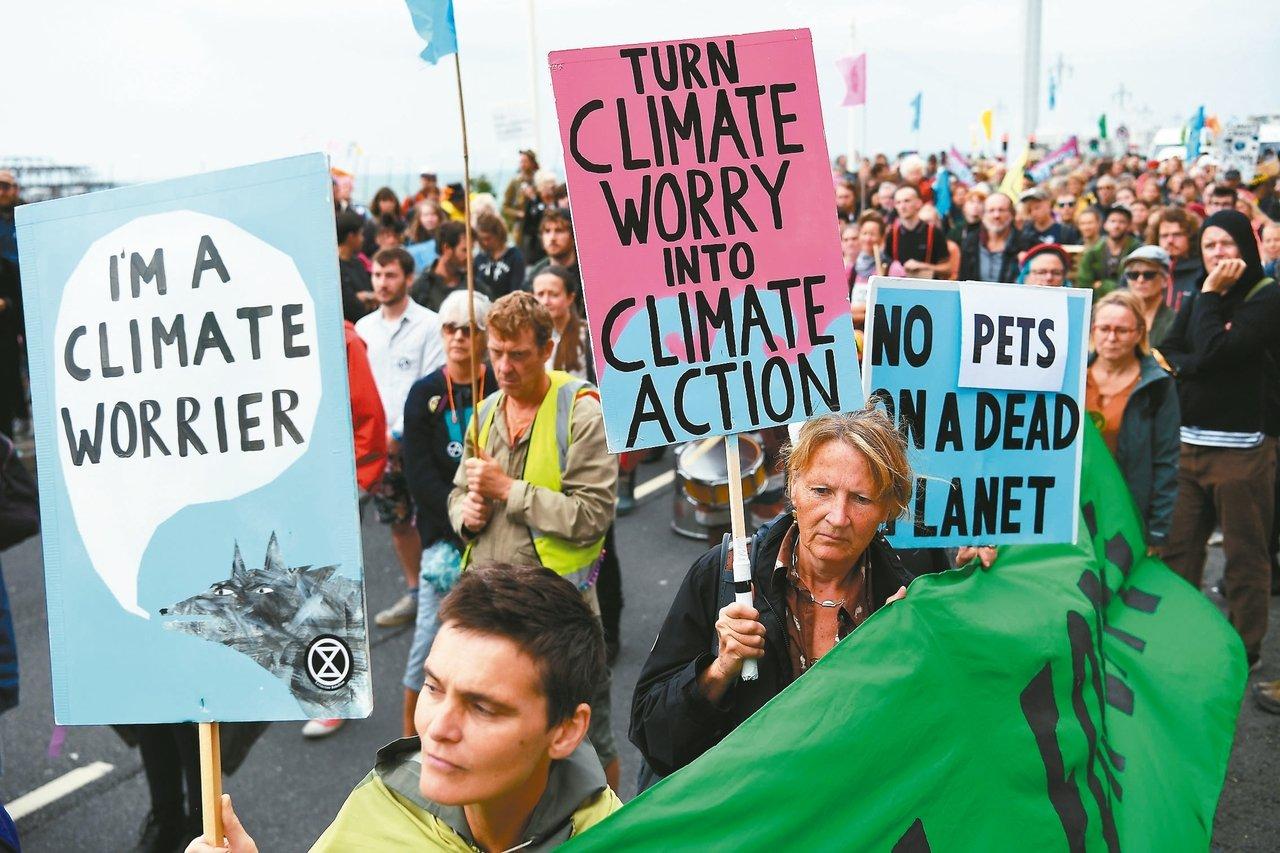 大國不來 聯合國氣候峰會 美日巴西缺席
