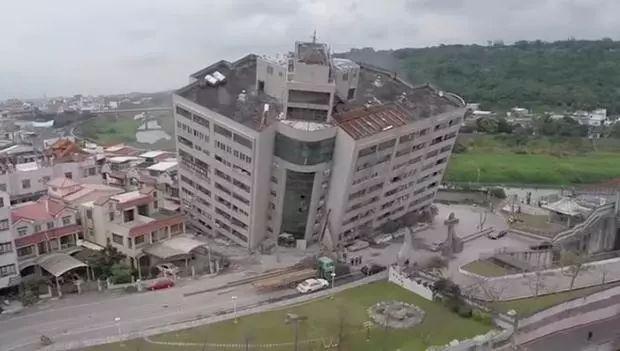 花莲地震前当局无作为 14人本可免于遇难