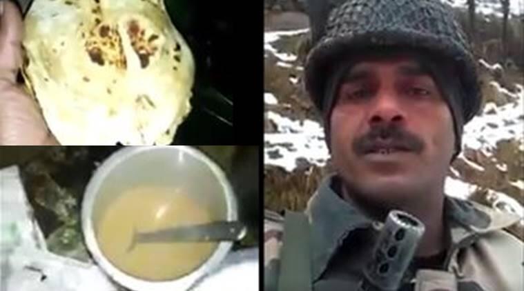 印度士兵因发视频抱怨伙食太差而被怀疑是外国间谍