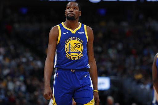 [NBA]受傷不怪勇士 杜蘭特:仍會想起那晚