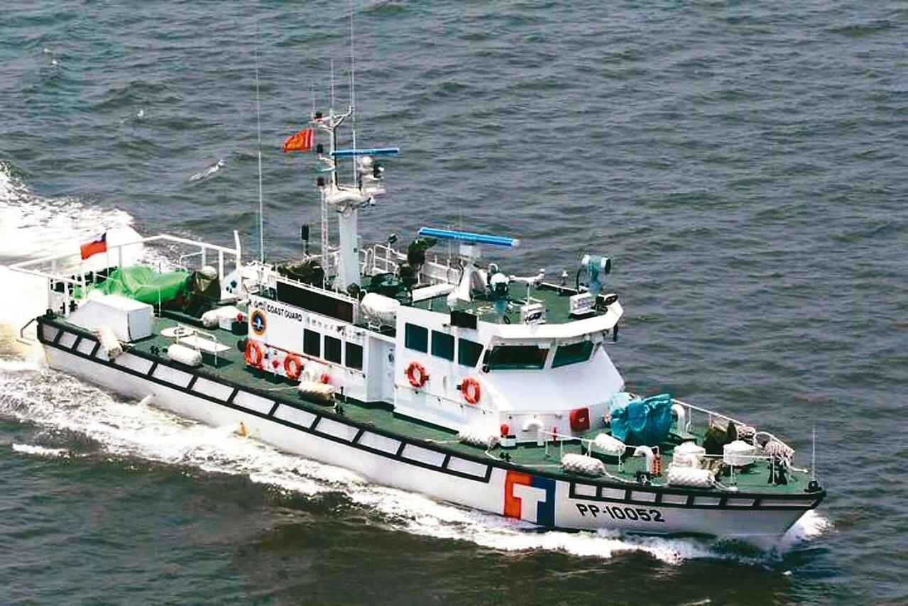 16億整修碼頭 百噸巡防艇重返太平島