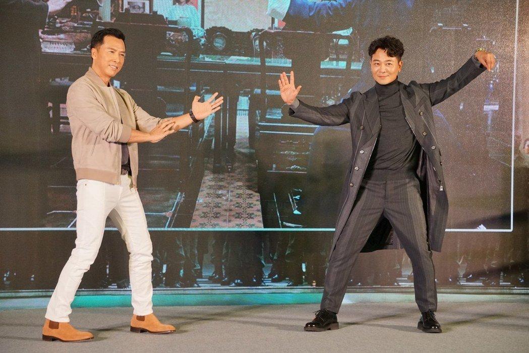 甄子丹公開宣布封拳 「葉問4」是最後一部功夫片