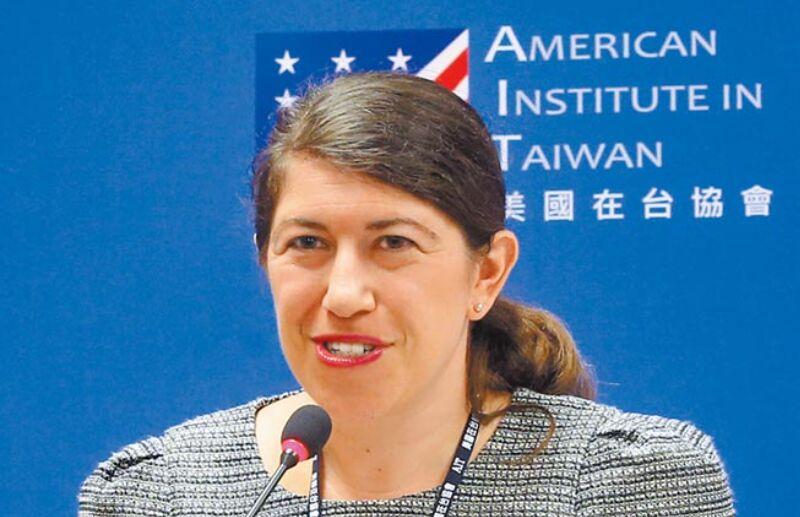 AIT重申 反對台獨公投是美長期政策