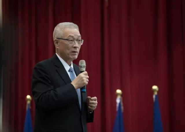 国民党:吴敦义申请赴陆参加两岸论坛 须蔡办批准
