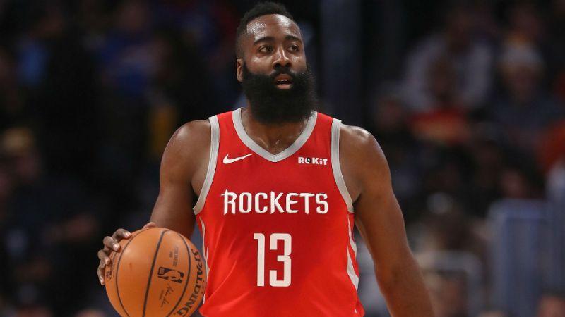 [NBA]火箭第2場熱身賽 衛少休兵、哈登照上