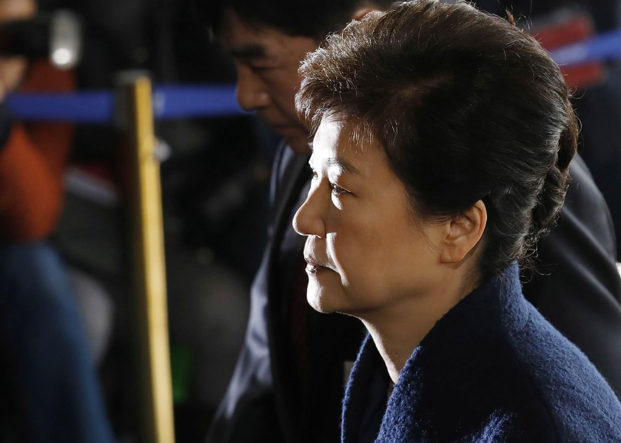 朴槿惠二审开始,朴方坚持无罪检方却认为一审判太轻