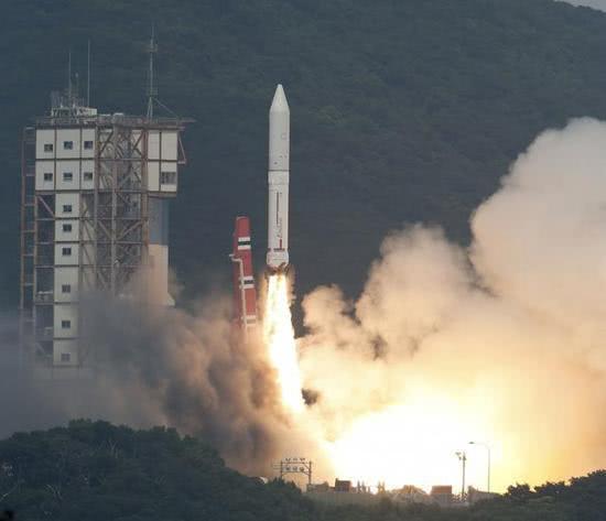 港媒称日本能很快将火箭改为洲际导弹:每个月可生产一枚
