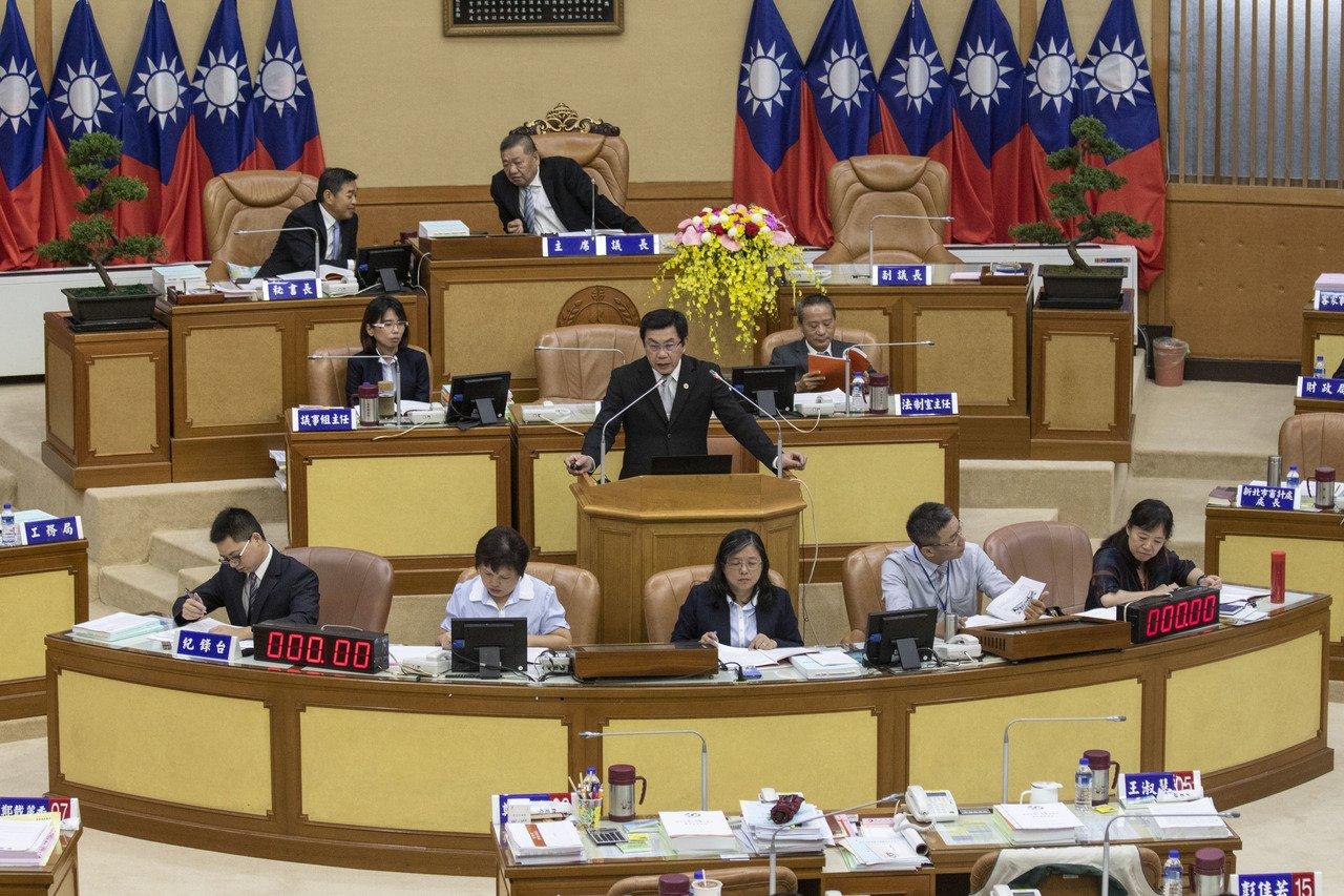 新北議會推出「新制」 每天多1小時質詢